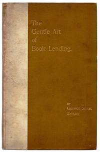 The Gentle Art of Book Lending: A Suggestion and an Experiment