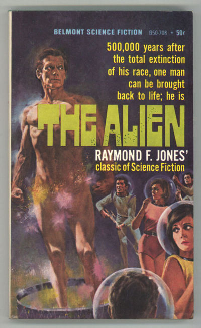 New York: Belmont Books, 1966. Small octavo, pictorial wrappers. Second edition. Belmont Science Fic...