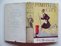 image of Psmith in the City