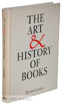 image of ART_HISTORY OF BOOKS.|THE