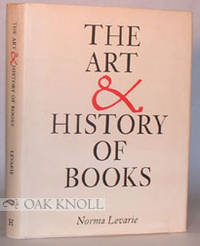 image of ART & HISTORY OF BOOKS.|THE