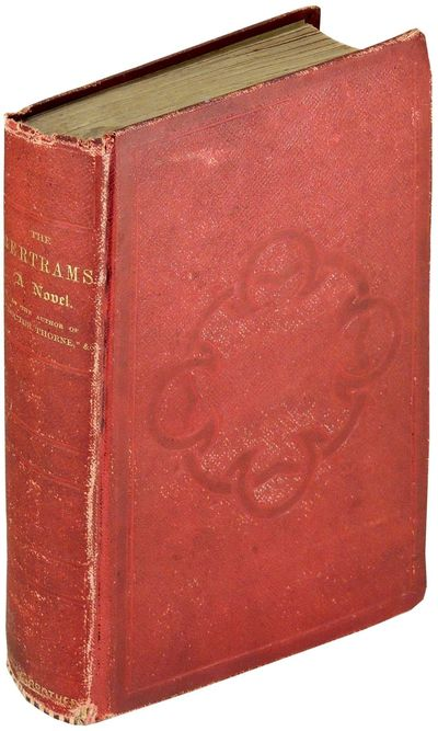 New York: Harper & Brothers Publishers, 1859. Hardcover. Very Good. Hardcover. Variant state of bind...