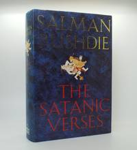 The Satanic Verses - SIGNED on Booker Shortlist label