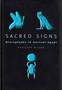 image of Sacred Signs Hieroglyphs in Ancient Egypt