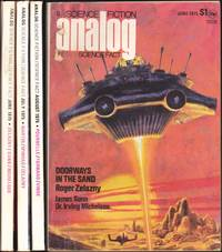Doorways in the Sand, serialized in Analog Science Fiction / Science Fact, June, July, August 1975