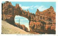 Walls of Jericho, Cedar Breaks, Southern Utah, 1920s unused Postcard