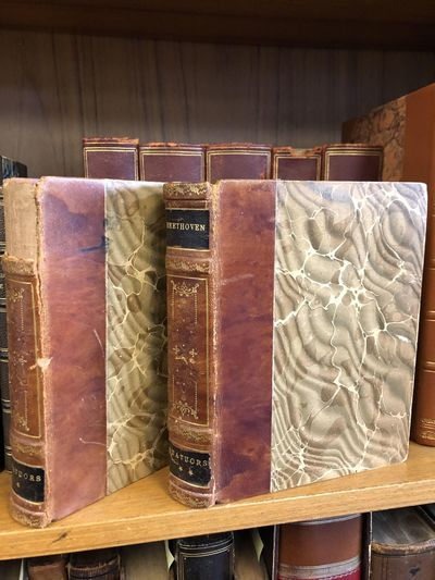 Paris: Durand & Cie, . No Edition Given. Hardcover. Octavo, two vols.; VG-; contemporary quarter bin...