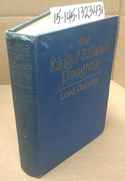 New York and London: G.P. Putnam's Sons, 1924. First Edition. Hardcover. 10mo; pp 301; Good+; blue s...