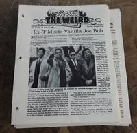 image of We Are the Weird (39 Newsletters)  Ranging from October 1990 to July 1991