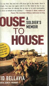 image of House To House A Soldier's Memoir