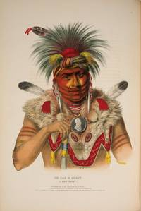 History of the Indian Tribes of North America. With biographical sketches and anecdotes of the principal chiefs