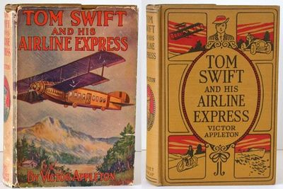 Grosset & Dunlap, 1930. Hardcover. Very Good/Very Good. EARLY PRINTING of Victor Appleton¿s ¿Tom S...