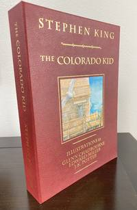 The Colorado King - Traycased Lettered Edition