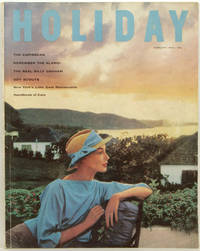 Holiday Magazine.  1958 - 02  (February)