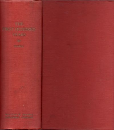 Atlanta: Walter W. Brown Publishing Company. Hardcover. Good. Thick octavo. xiii, , 901 pages. Two i...