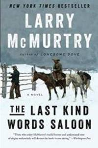image of The Last Kind Words Saloon: A Novel