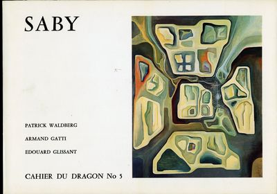 Paris: Cahier du Dragon, 1974. First Edition. Softcover. Near Fine Condition. Wide format quarto in ...
