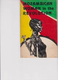 Mozambican Woman in the Revolution by LSM Information Center