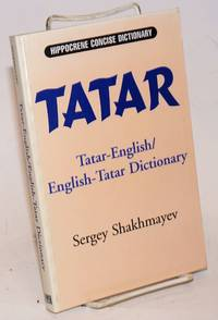 image of Hippocrene Concise Dictionary: Tatar. Tatar-English / English-Tatar Dictionary