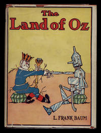 image of The Land of Oz: A Sequel to The Wizard of Oz
