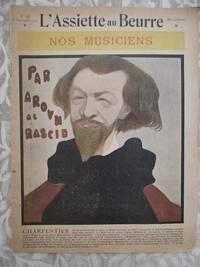 image of L'Assiette au Beurre Nos Musiciens, No. 78, 27 Septembre 1902