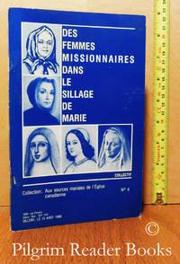 image of Des femmes missionnaires dans le sillage de Marie.