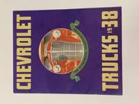 CHEVROLET TRUCKS  1938  For Economical Transportation