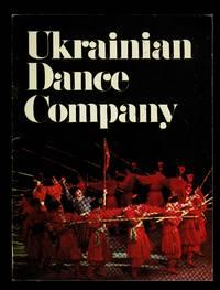 Ukrainian Dance Company - Souvenir Program - 1972 / 73