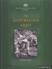 The Australian centenary history of defence Volume I: The Australian army