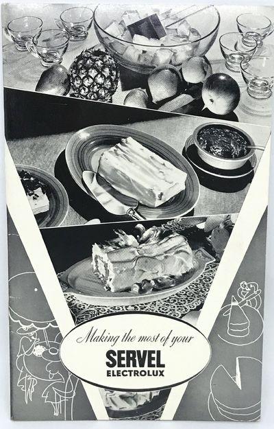 Evansville, Indiana: Servel, Inc., 1942. Staplebound. Black illustrated wraps. Near fine. 47 pages. ...