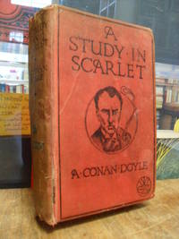 image of A Study in Scarlet - The First Book about Sherlock Holmes,