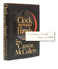 image of Clock Without Hands (Inscribed and Accompanied by a Signed Contract)