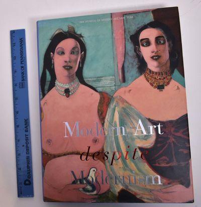 New York: Museum of Modern Art / Harry N. Abrams, 2000. 1st ed. Hardcover. VG/VG. Azure cloth, azure...