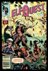 image of ELFQUEST - 1 - August 1985