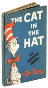 View Image 1 of 3 for The Cat in the Hat Inventory #34020