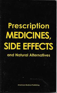 Prescription Medications, Side Effects and Natural Alternatives