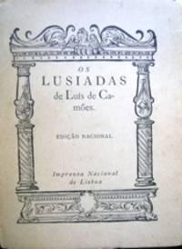 image of Os Lusiadas de Luís de Camões. Edição Nacional
