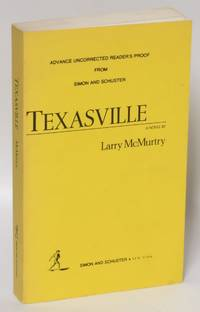 image of Texasville: A Novel [Uncorrected proof]