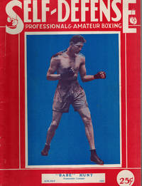 Self Defense; Professional & Amateur Boxing, June-July, 1930 by  and Jack O'Brien  James J. Corbett - Paperback - First Printing - 1930 - from Dale Steffey Books (SKU: 008462)