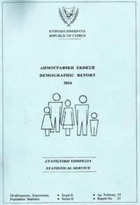 Demographic Report 2016