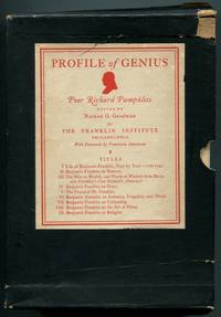 Profile of Genius: Poor Richard Pamphlets: [8 Pamphlets Only]