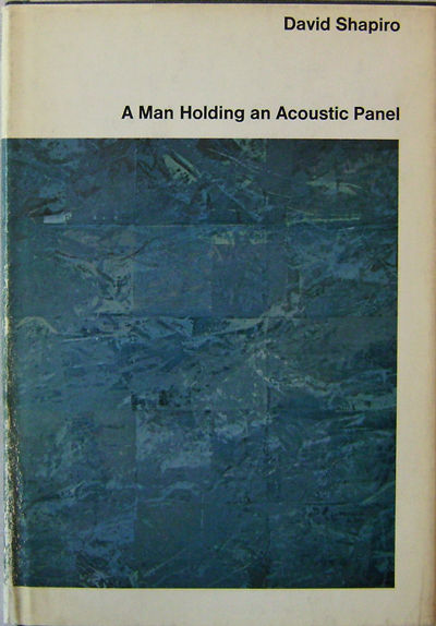 New York: E. P. Dutton, 1971. First edition. Cloth. Very Good/good. 8vo. 64 pp. The author's third p...