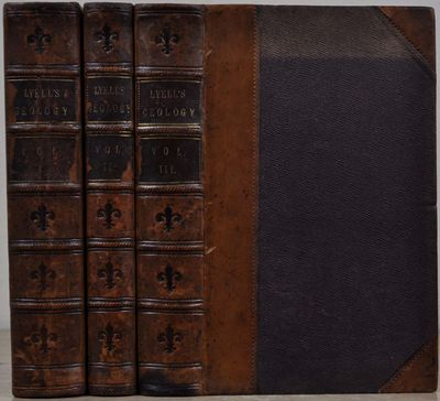 London: John Murray, 1832. Book. Very good- Condition. Hardcover. Second edition. Octavo (8vo). Thre...