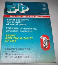 STP 7, July 1984: Soviet Monthly Digest (Socialism: Theory and Practice)