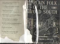 image of Plain Folk of the Old South