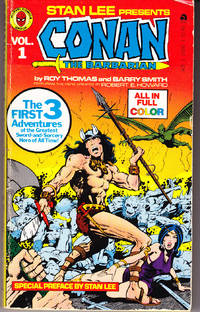 Conan the Barbarian Vol. 1