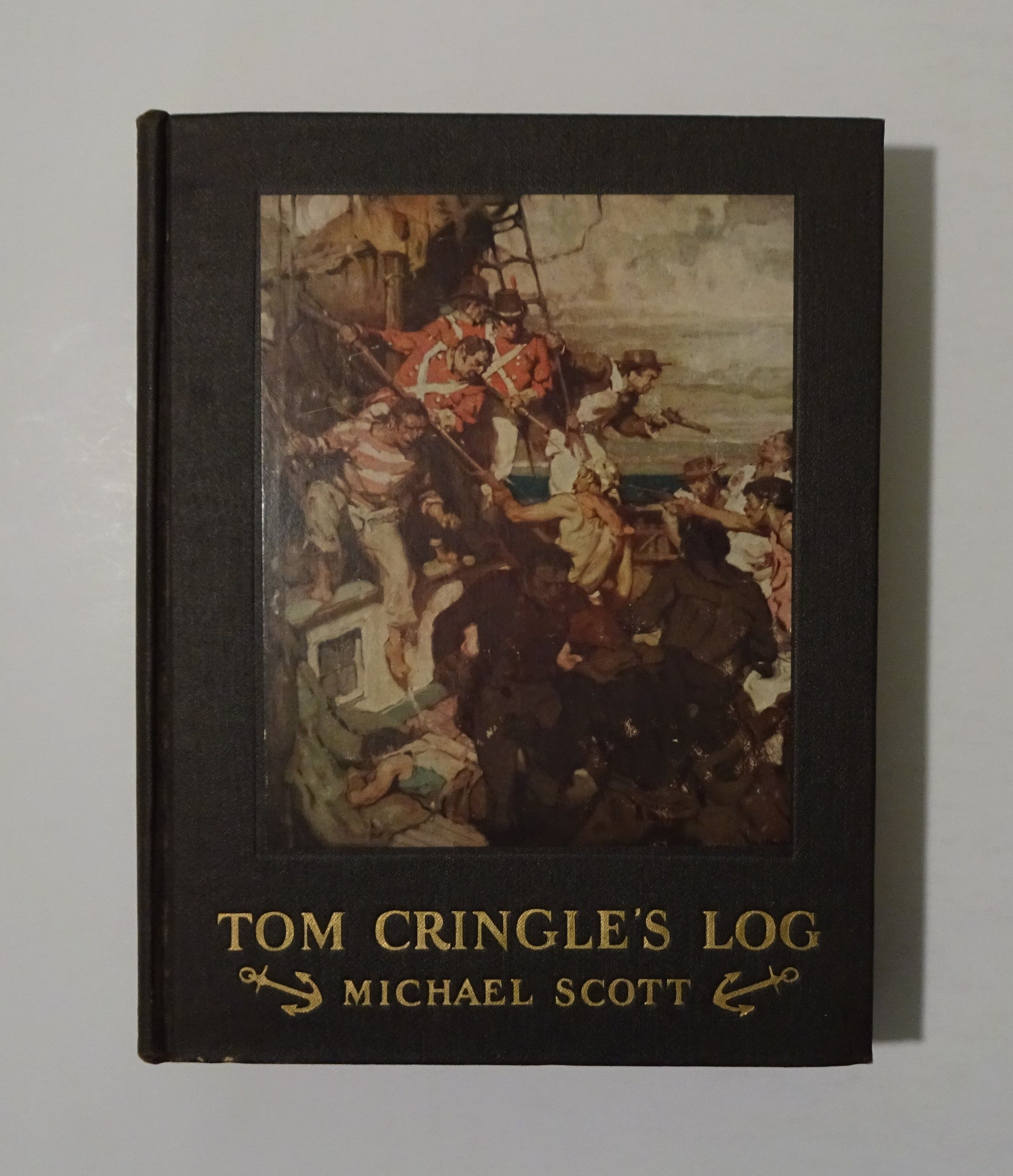 Tom Cringles Log (Classics of Naval Fiction)
