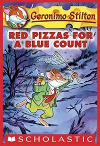 Red Pizzas for a Blue Count Geronimo Stilton