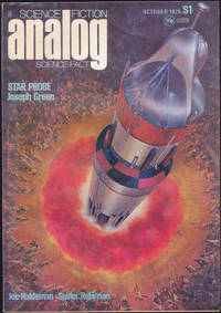 Analog Science Fiction / Science Fact, October 1975 (Volume 95, Number 10)