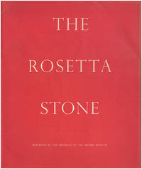 The Rosetta Stone by  Ernest Alfred Wallis Budge - 1961 - from Diatrope Books and Biblio.com